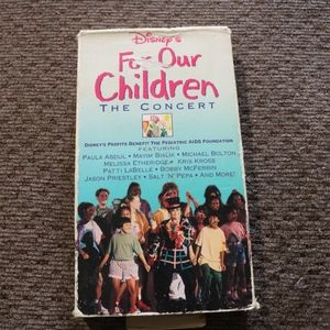 For Our Children VHS